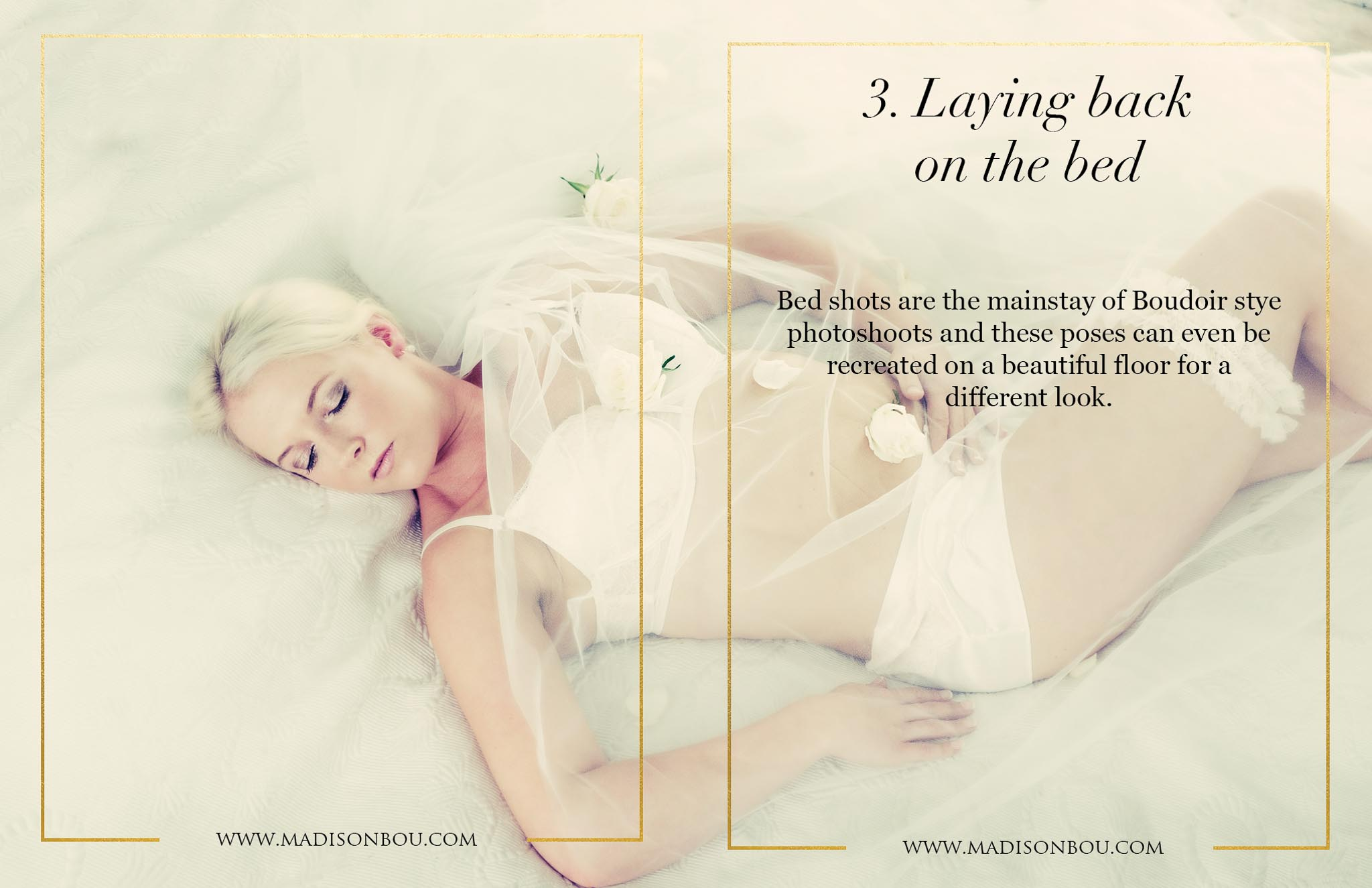 3-laying back on the bed-top 10 boudoir poses