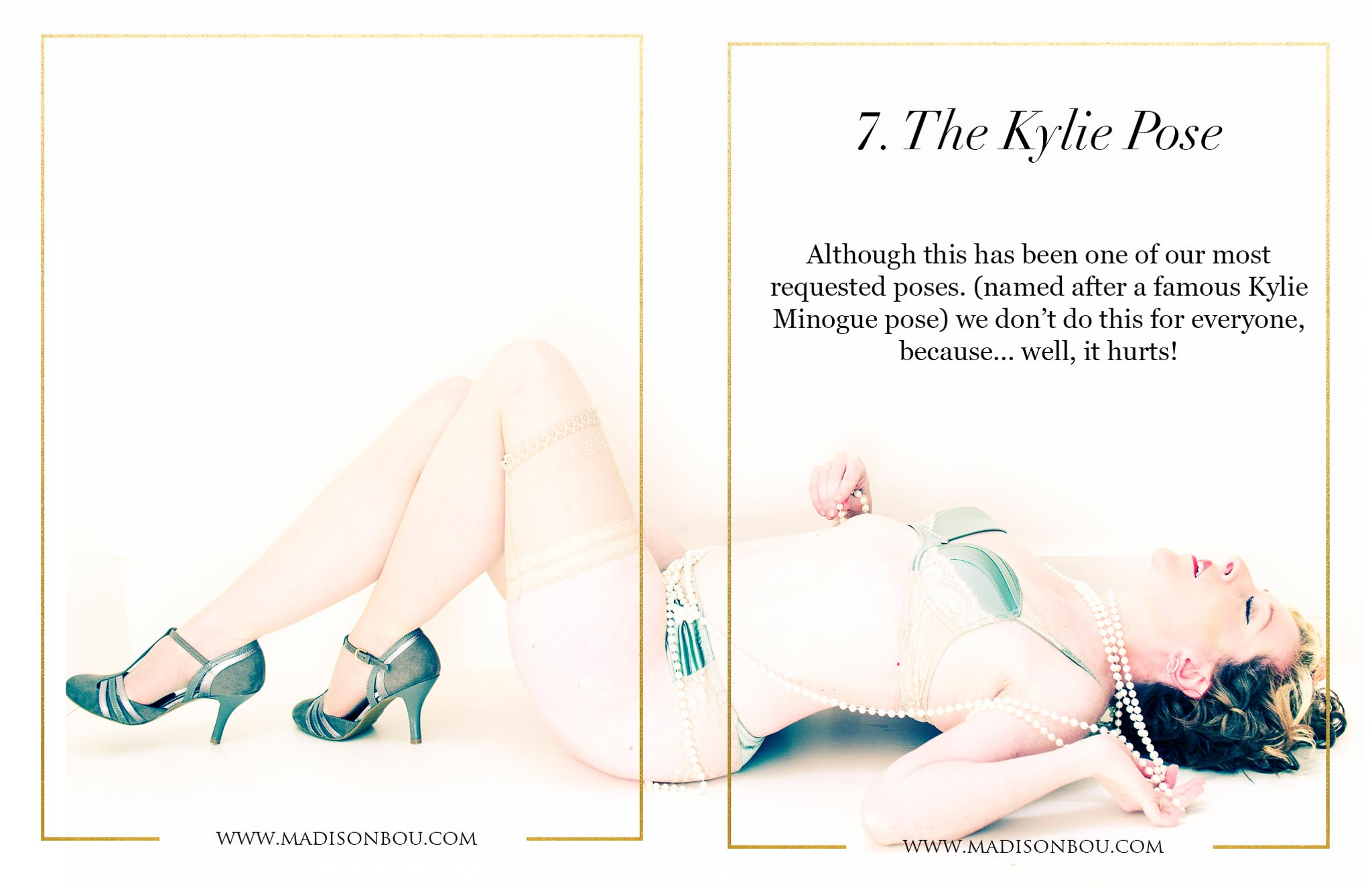 7-tHE-kYLIE-pOSE-top 10 boudoir poses