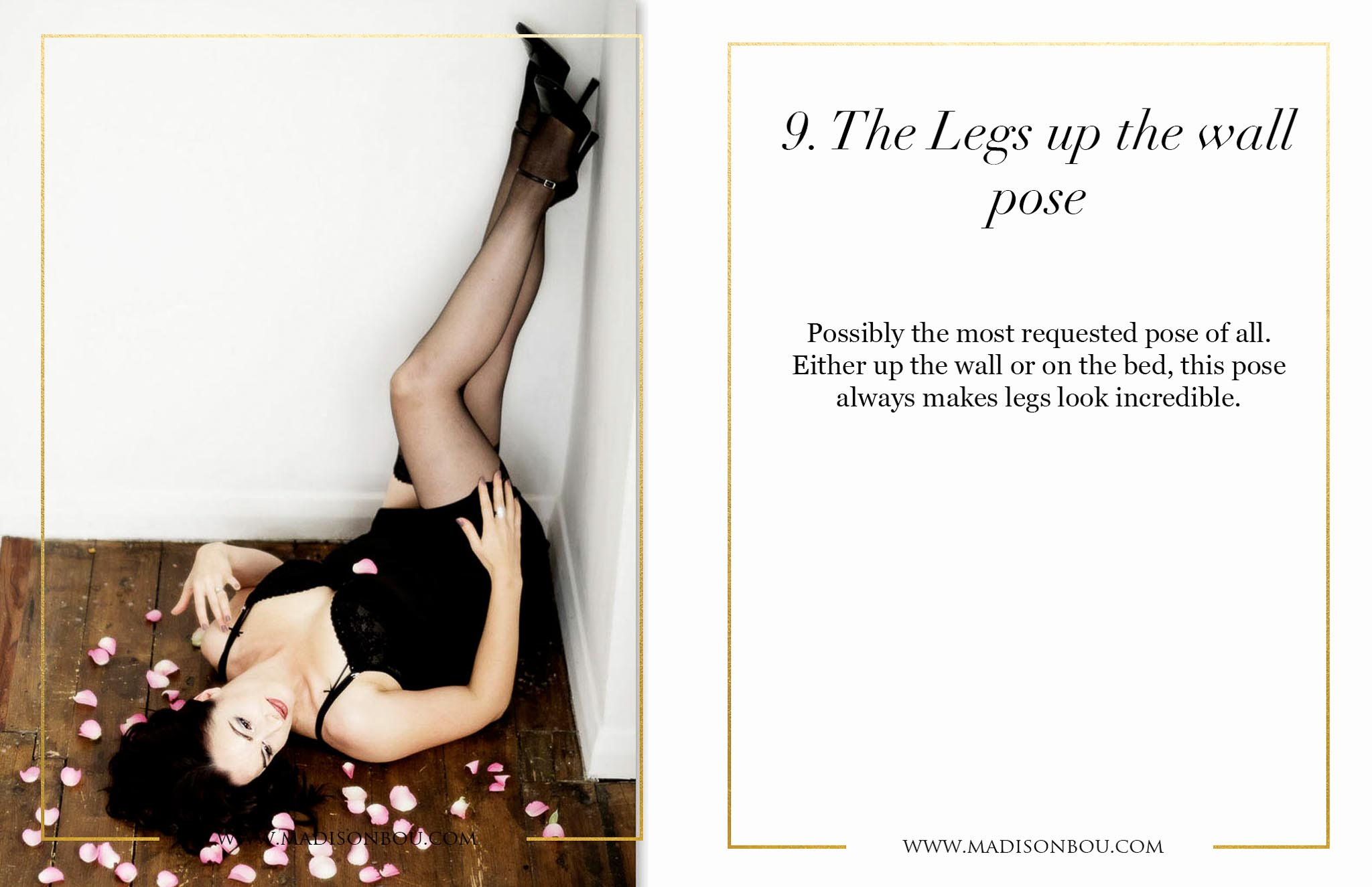 9-legs-up-the-wall-pose-top 10 boudoir poses