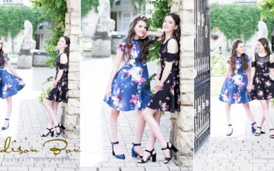 TWIN TEEN TEENAGE PHOTOSHOOT – A CONFIDENCE BUILDING FASHION STYLE EXPERIENCE