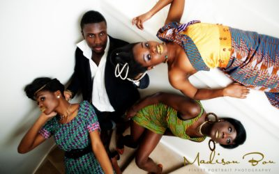 GROUP FASHION – AFRICAN STYLE