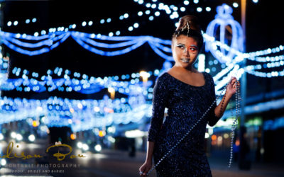 BEHIND THE SCENES – FASHION SHOOT IN BLACKPOOL