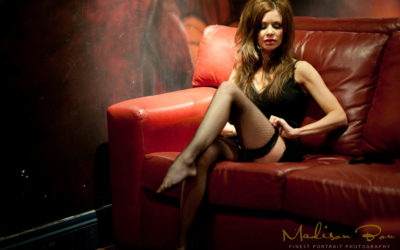 PERFECT LINGERIE FOR BOUDOIR STYLE PHOTOSHOOTS