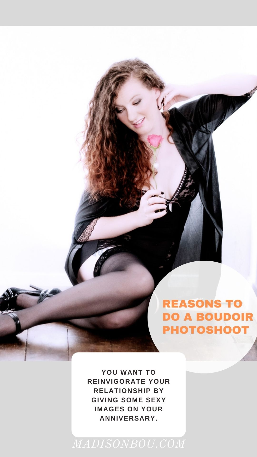 Why you should have a boudoir photoshoot-
