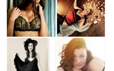 WHY ARE WE GIVING AWAY BOUDOIR EXPERIENCES FOR FREE IN AUGUST?